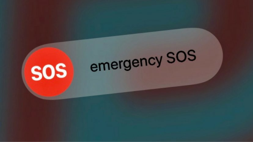 How to Use iPhone SOS emergency contact help function