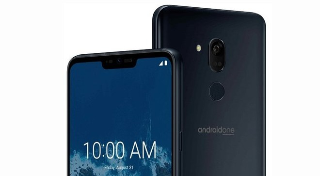 LG G7 One announced together with the G7 Fit