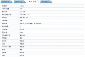 Meizu M8 Lite (M816Q) Specifications And Releasing Date