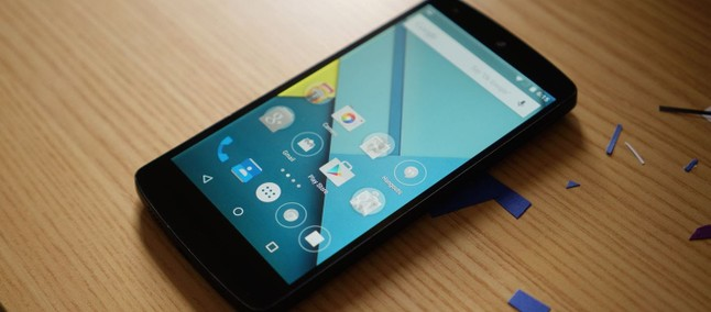Nexus 5 more alive than ever thanks to a port of Android 9 Pie