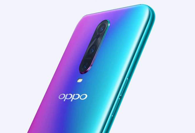 OPPO R17 First Snapdragon 670, water drop screen, screen fingerprint