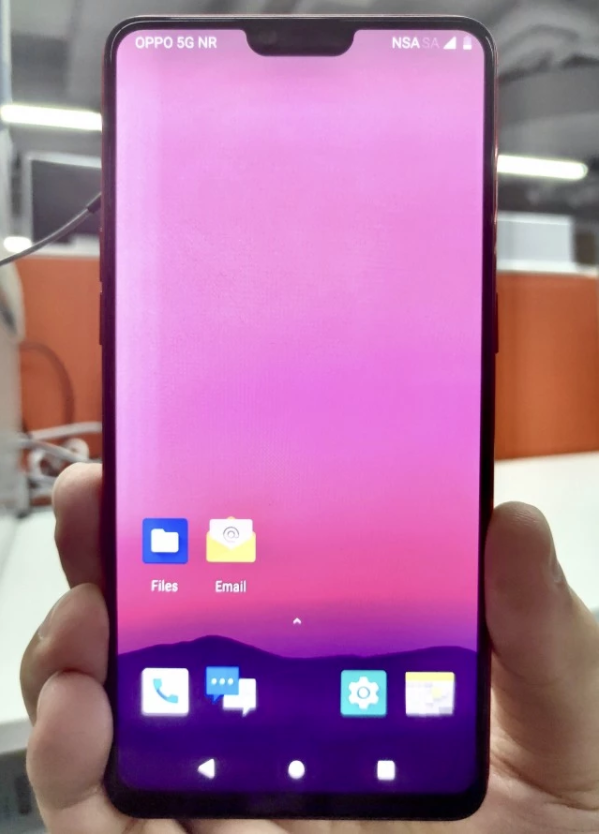 OPPO Successfully Opened 5G With Qualcomm 5G Modem