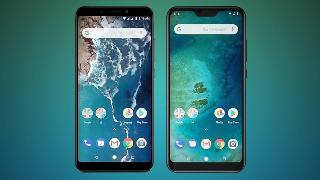 Xiaomi Mi A2 Lite vs Mi A2
