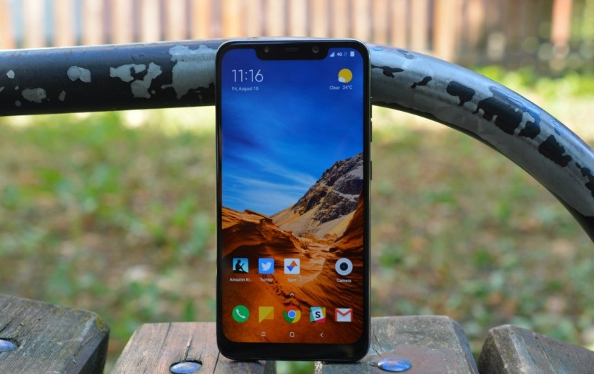 Xiaomi Pocophone F1 arrives in Europe from 329 euros