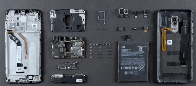 Xiaomi's Pocophone F1 Deep Look Under The Cover