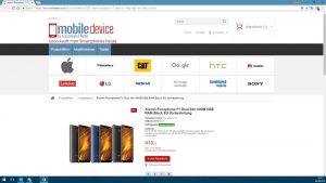 price for Xiaomi Poco F1