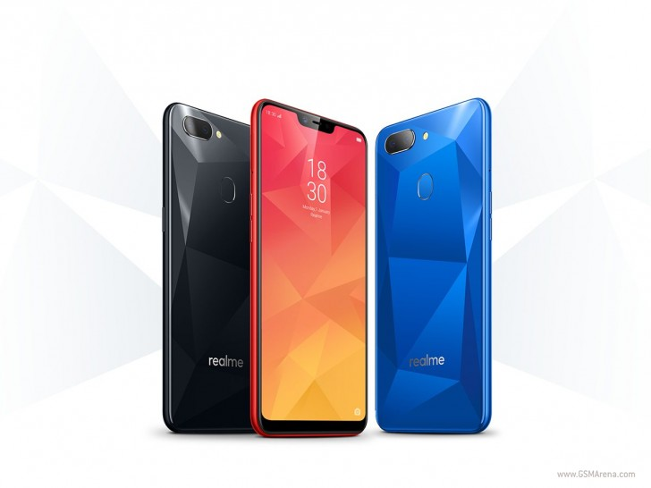 The OPPO Realme 2 Complete Official Specifications