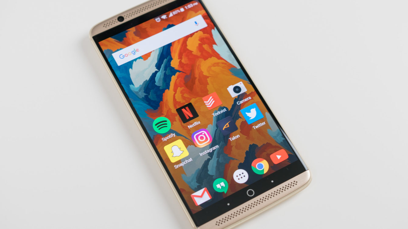 ZTE AXON 9 PRO MAY COMES WITH WIRELESS CHARGING